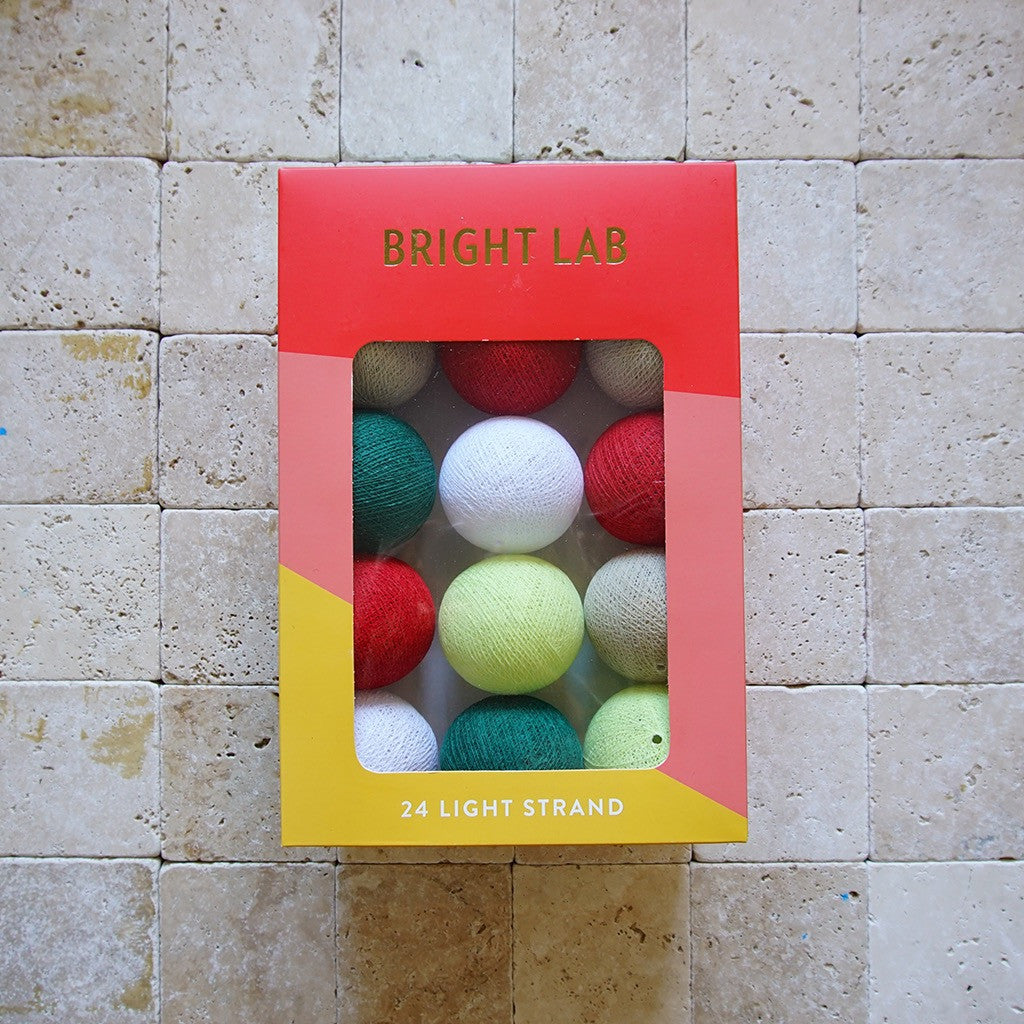 Bright Lab Light Strand - Family Store