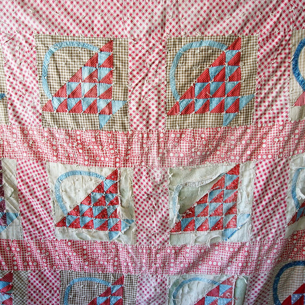 Vintage Patchwork Quilt - Family Store