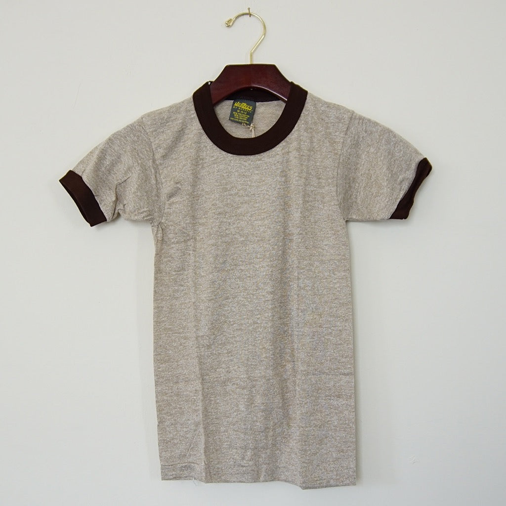 Vintage Brown Ringer Tee - Family Store