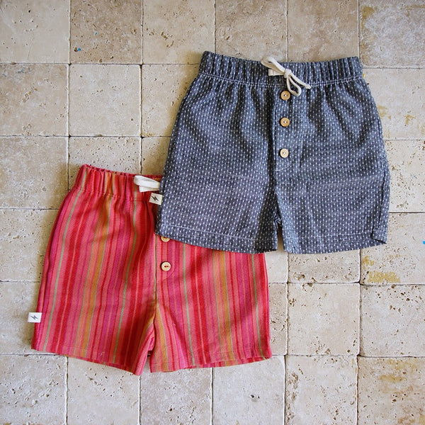 Patterned Shorts - Family Store