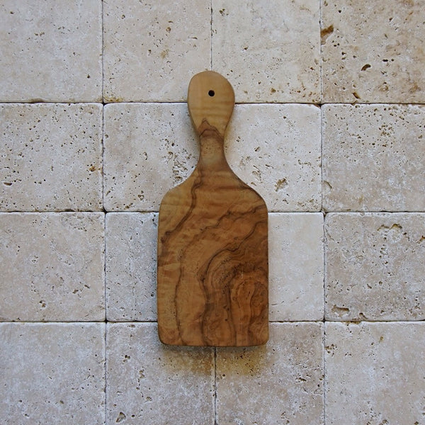 Small Olive Wood Cutting Board