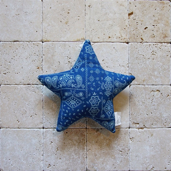 Mini Bandana Star Cushion - Family Store