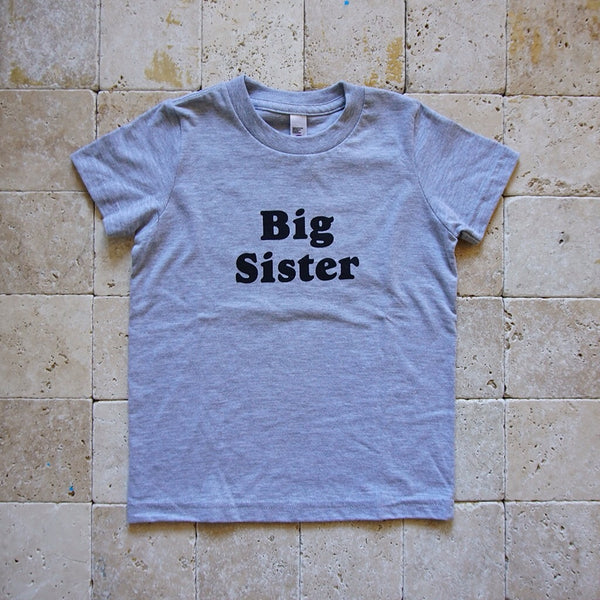 Big Sister Tee - Family Store