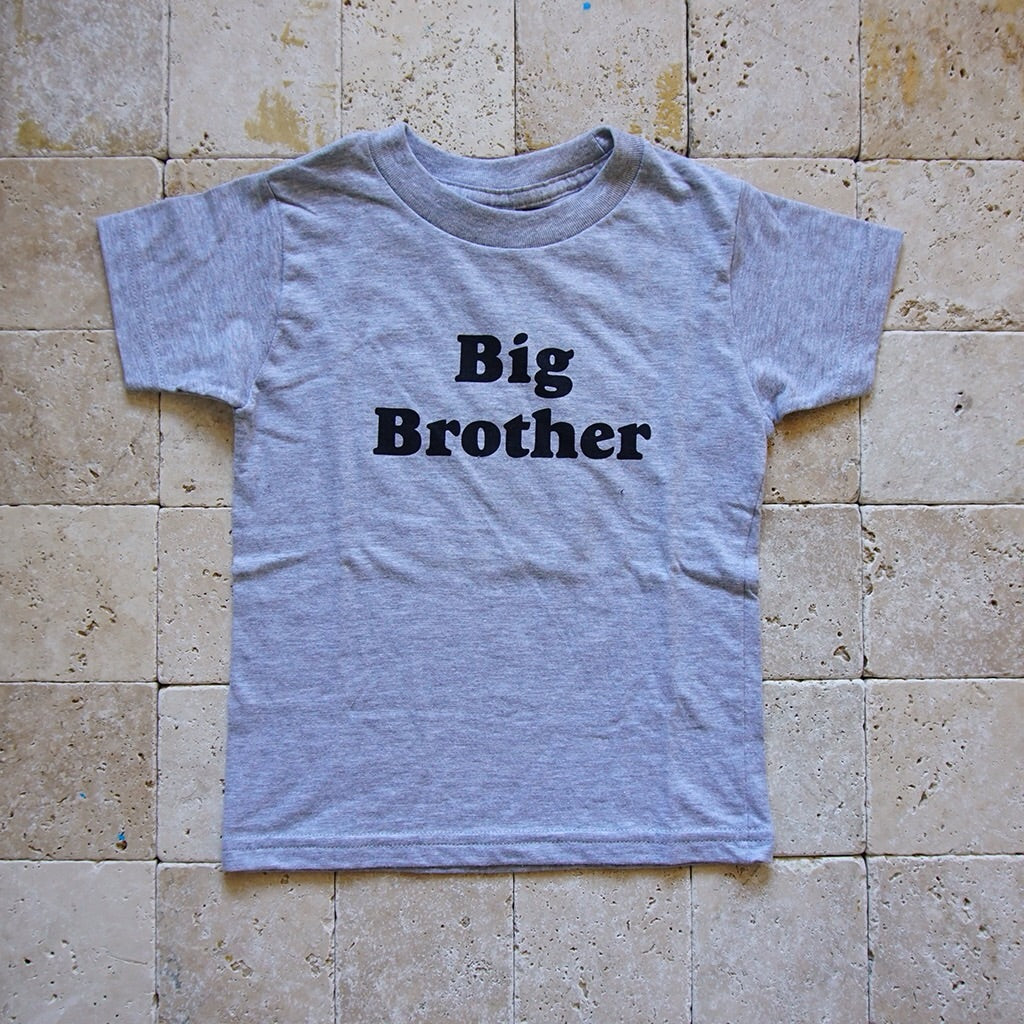 Big Brother Tee - Family Store