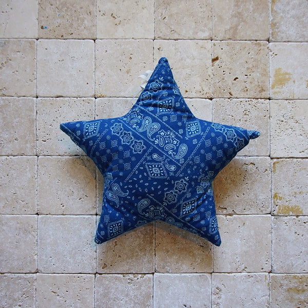 Med Bandana Star Cushion