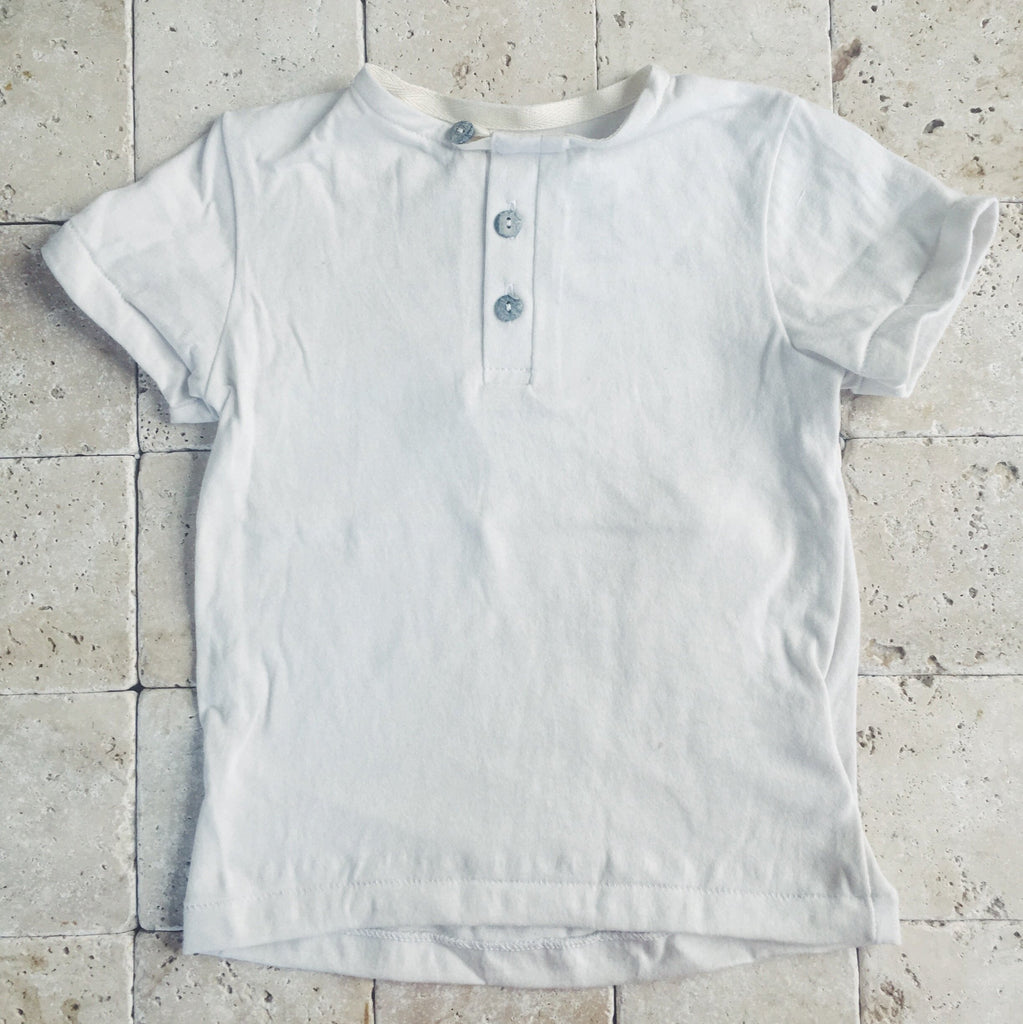 The Short Sleeve Henley - Family Store