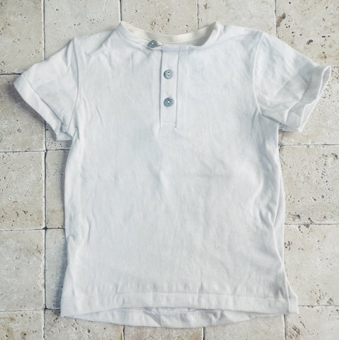 The Short Sleeve Henley