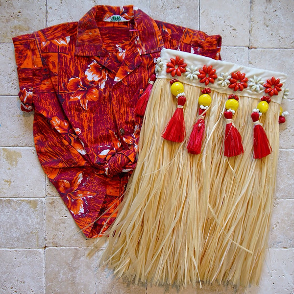Hula Halloween Costume - Family Store