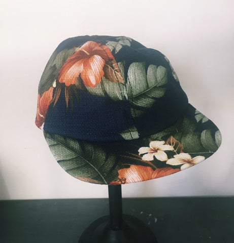 The Sunshine Floral Cap
