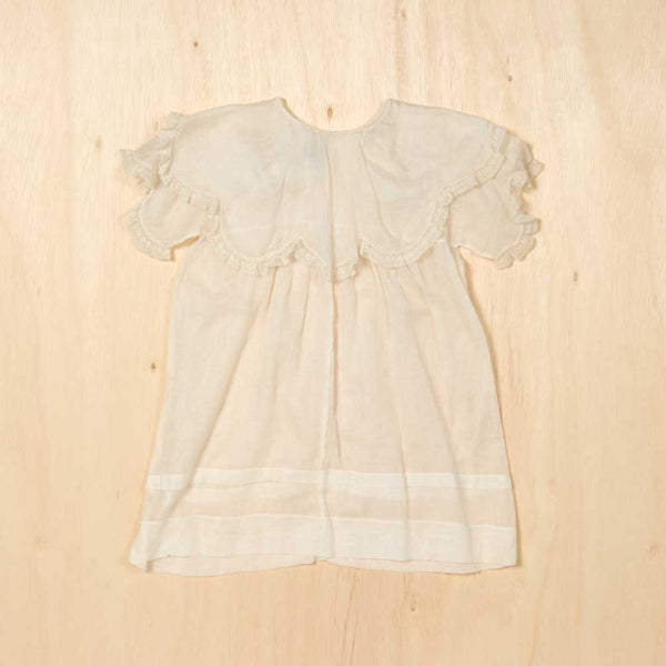 Vintage Frills Dress - Family Store
