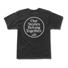 Load image into Gallery viewer, A Mantra Tee in Black