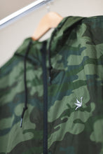Load image into Gallery viewer, A Crane Windbreaker in Camo