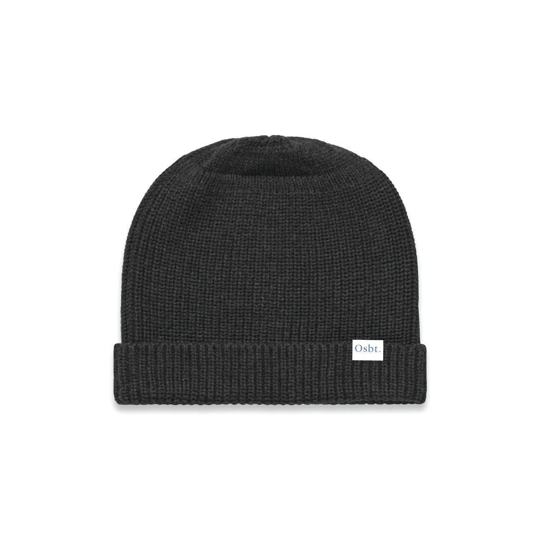 Dock Beanie in Black