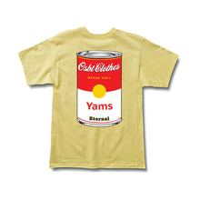 Load image into Gallery viewer, Yams Tee in Banana