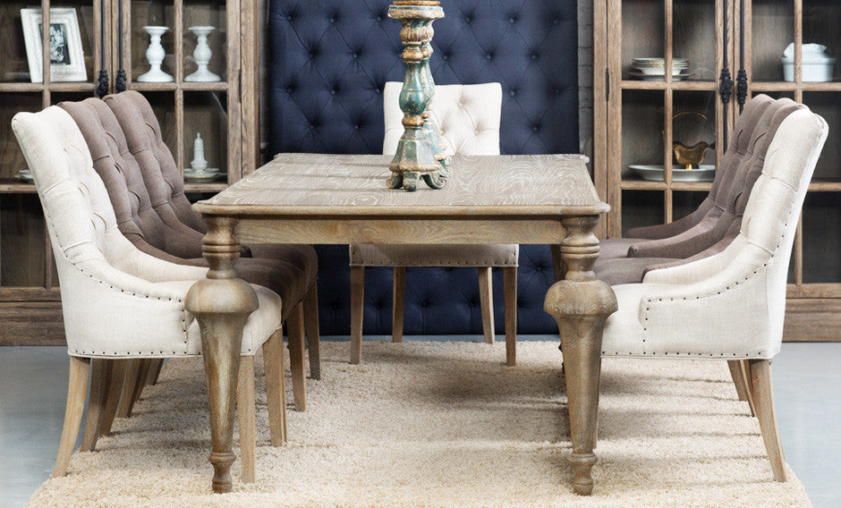 curations dining furniture