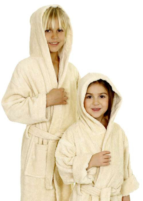 kids-terry-hooded-bathrobe-beige