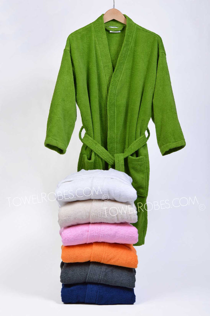 Wholesale-Terry-Cloth-Bathrobes-Kimono-with-7-Color-Options