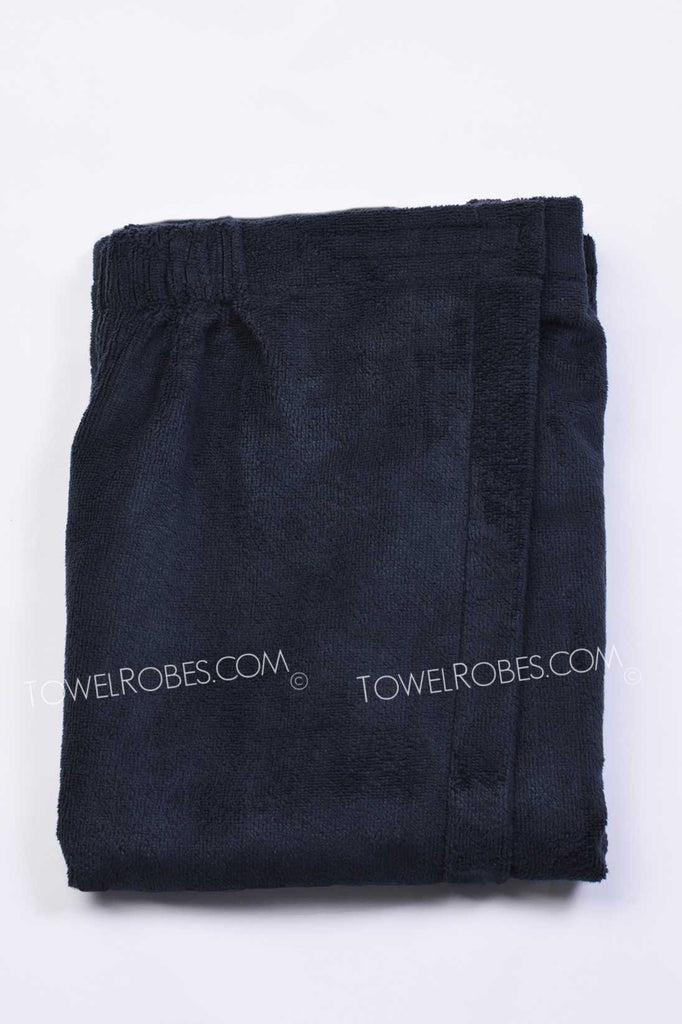 Black-Color-Womens-Microfiber-Bath-Wrap-Towel