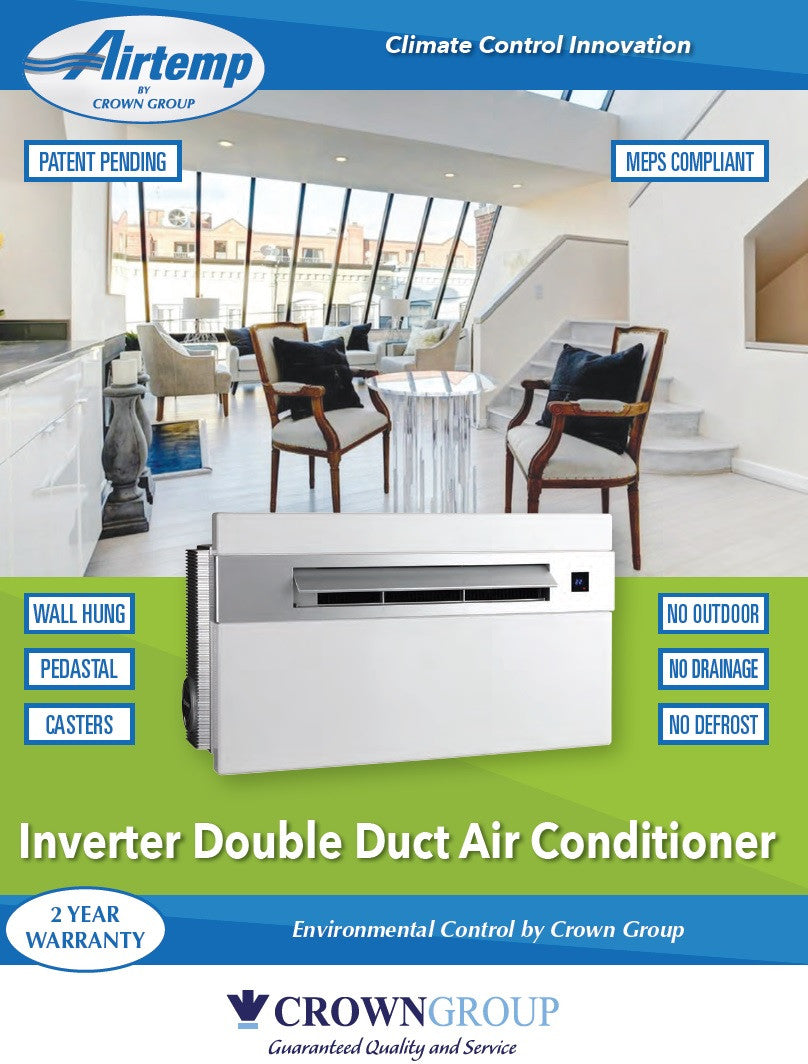 Inverter Heating and Cooling