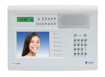 Video Intercom Master Station M200 Compact - White AM/FM Radio
