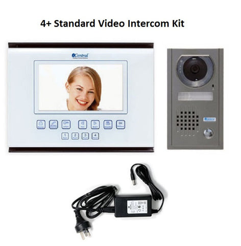 iCentral Four Plus Intercom Standard Kit