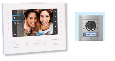 IP Video Intercom BPT IP360° Full HD Minimal Kit