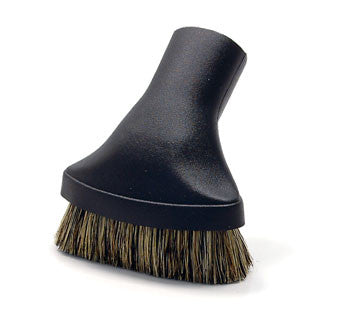 Ducted Vacuum DELUXE Dusting brush with natural fill - OVAL