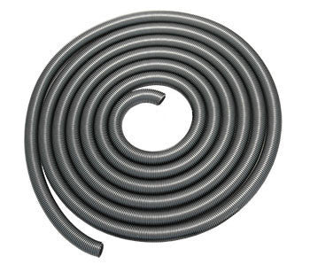 Central Vacuum 20m Silver Hose only (no BEP or cuff)