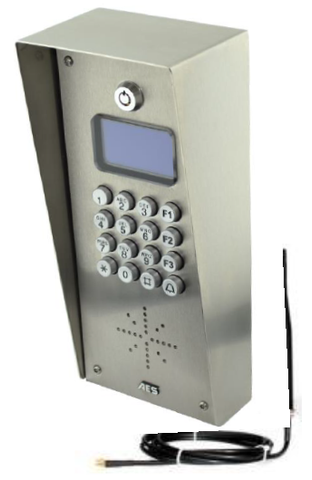 Multi-apartment Wireless Audio Intercom via 3G
