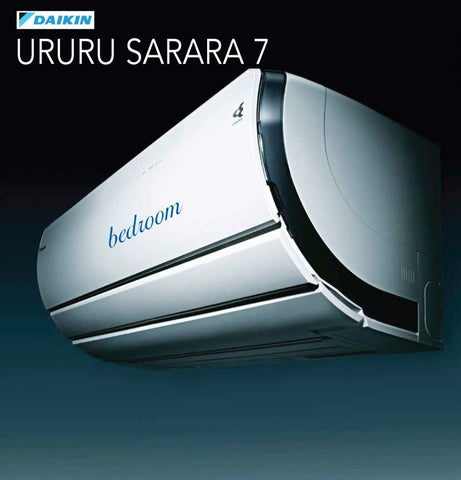 Daikin Ururu Sarara 7 Air Series Reverse Cycle (Heating & Cooling)