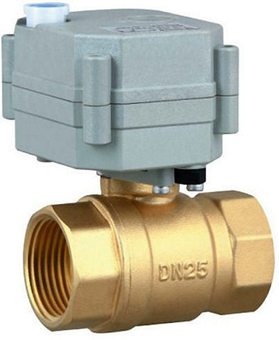 zConnect Z-Wave Wireless Water Valve Size 3/4''