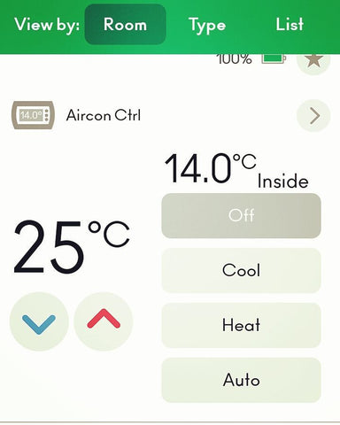 Smart Temperature Solution (IP Gateway Included)