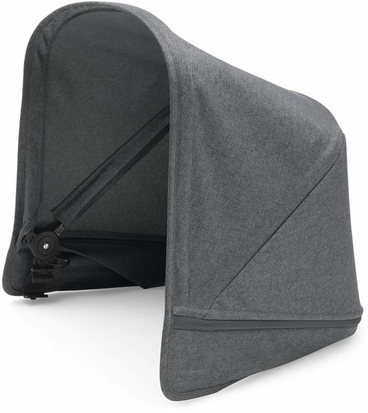 Bugaboo Donkey 2 Extendable Sun Canopy Premium Collection Grey Melange (Box 3)