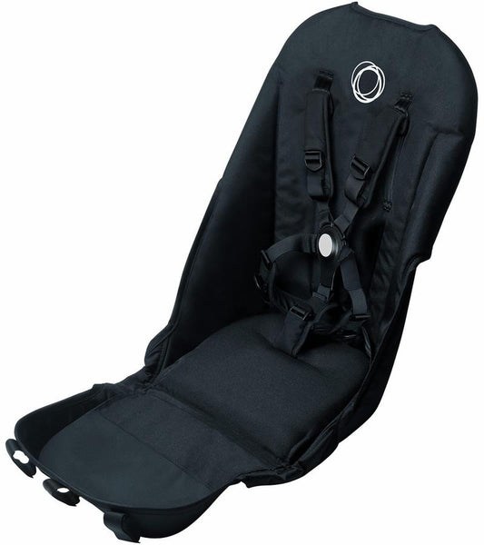 Bugaboo Donkey 2 Seat Fabric Core Collection (Black)