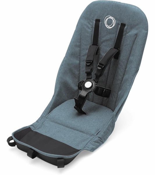 Bugaboo Donkey 2 Seat Fabric Premium Collection (Blue Melange)