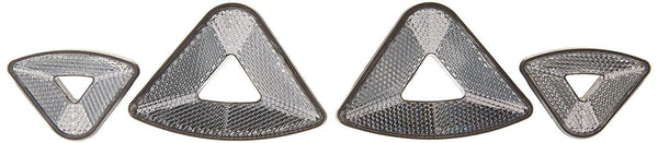 UPPAbaby VISTA Snap on Wheel Reflectors