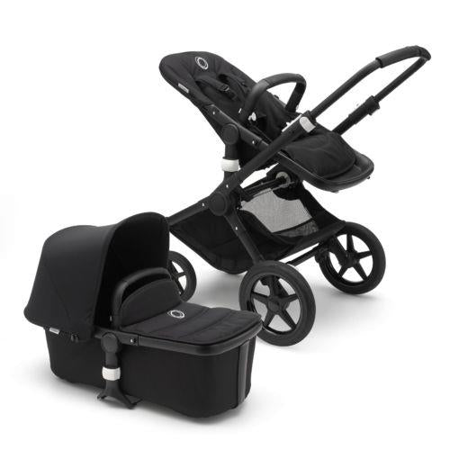 Bugaboo Fox Complete All Black