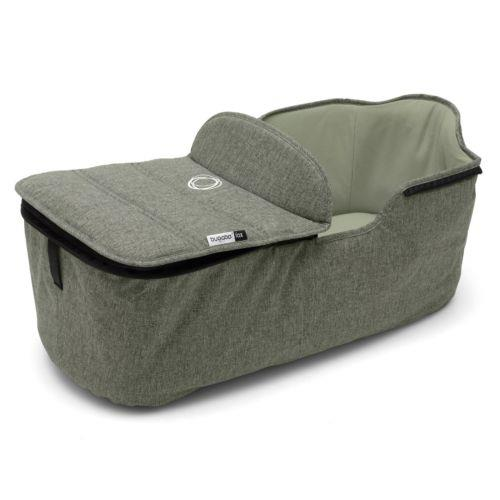 Bugaboo Fox Pram Tailored Fabric Green Melange - Premium