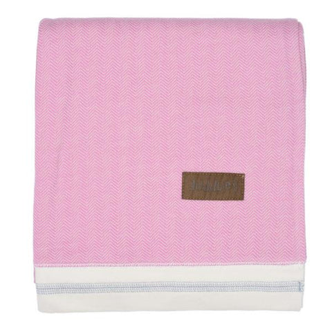 Juddlies Play Blanket Sunset Pink