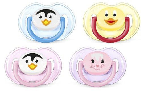Avent Animal Pacifier 0-6m