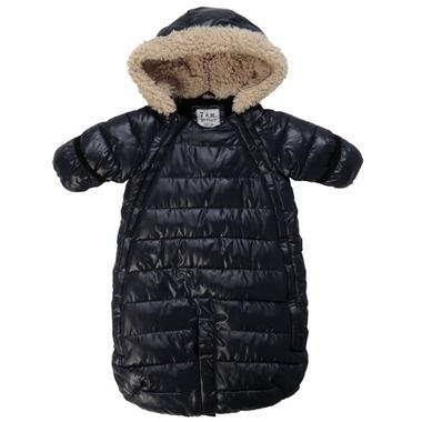 7am Enfant Doudoune Black 3-6m