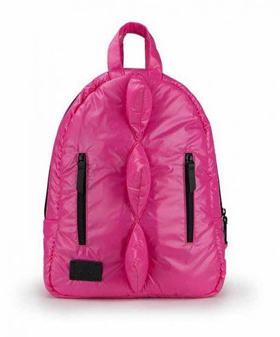 7 AM Enfant Mini Backpack Dino Hot. Pink