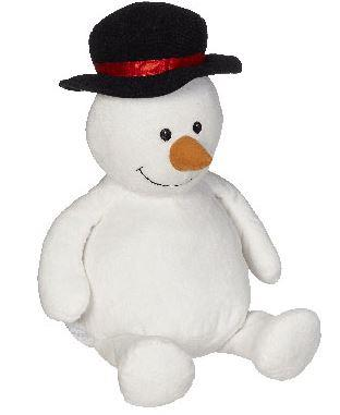 Embroider Buddy Sonny Snowman