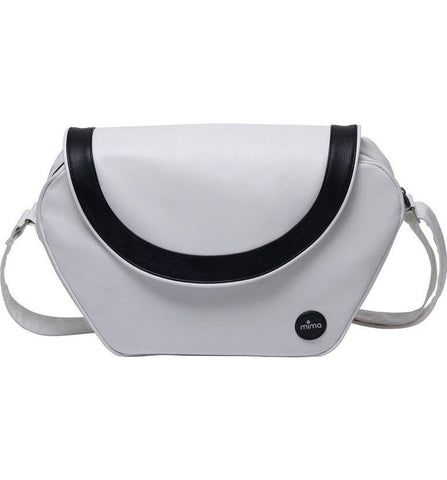 Mima Diaper Bag White