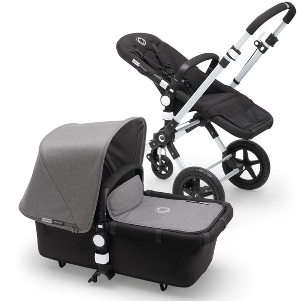 Bugaboo Cameleon 3 Tailored Fabric Grey Melange