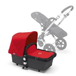 Bugaboo Cameleon 3 Tailored Fabric Red