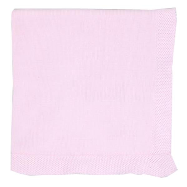 Tots Fifth Avenue Pink Blanket