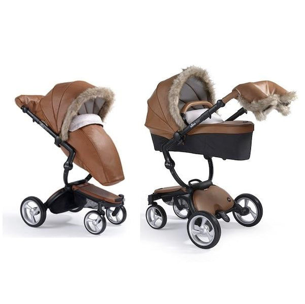 Mima Winter Kit Camel