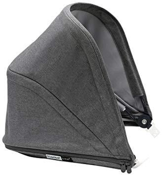 Bugaboo Bee 5 Extendable Sun Canopy Grey Melange (Premium Collection)