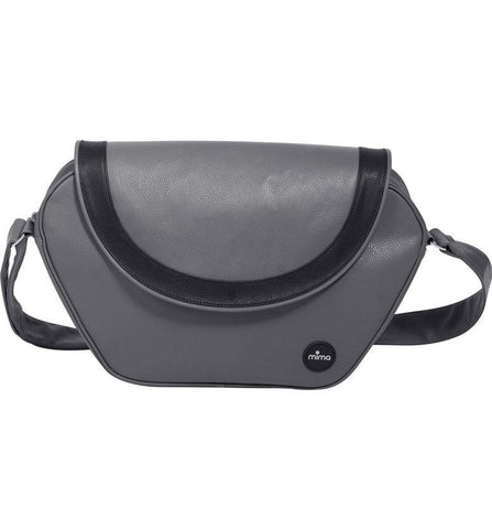 Mima Diaper Bag Grey